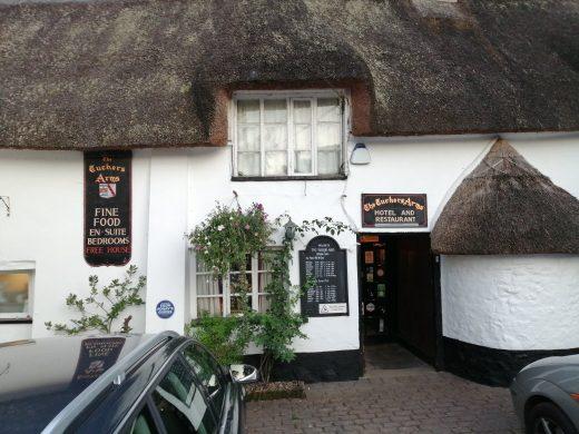 Tuckers arms pub